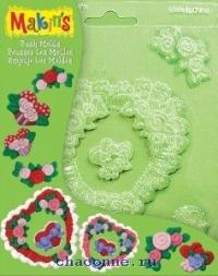 Текстурные листы с формами для фигур Сердца 39004
